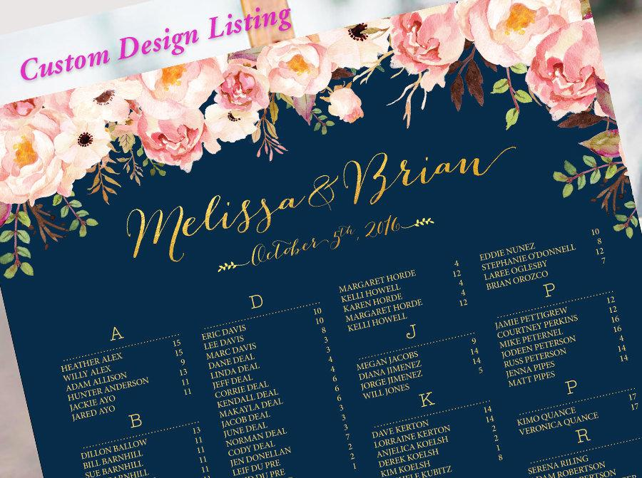 Свадьба - Wedding sign, Wedding seating chart alphabetical, Wedding Seating Chart, Printable Wedding Seating Chart, Wedding Seating Chart Poster
