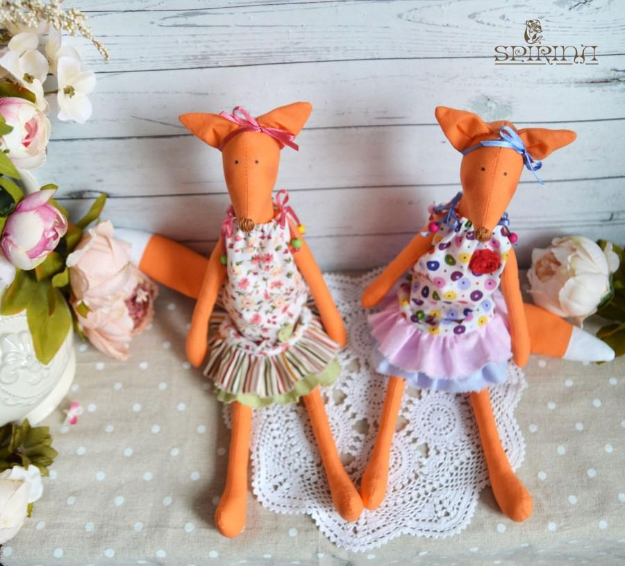 Fox personalized baby gifts girls kids toys stuffed toy gift sisters fox personalized baby gifts girls kids toys stuffed toy gift sisters rag doll fox plush fox sisters girlfriends gift for girls negle Gallery