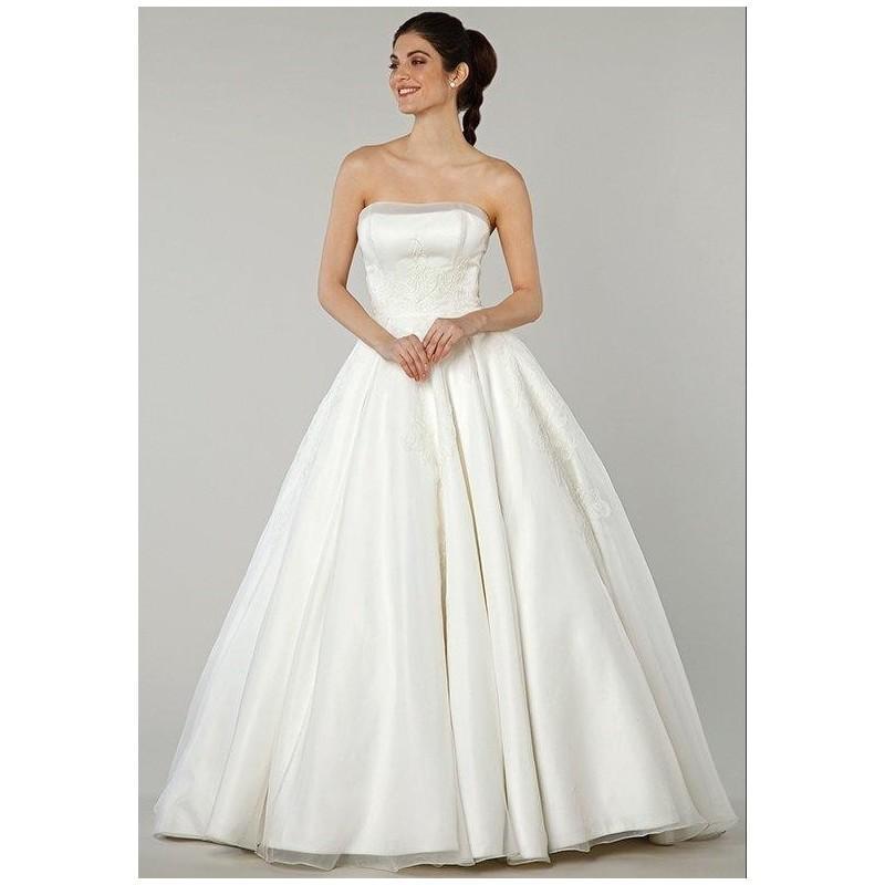 Hochzeit - MZ2 by Mark Zunino 74562 Wedding Dress - The Knot - Formal Bridesmaid Dresses 2017