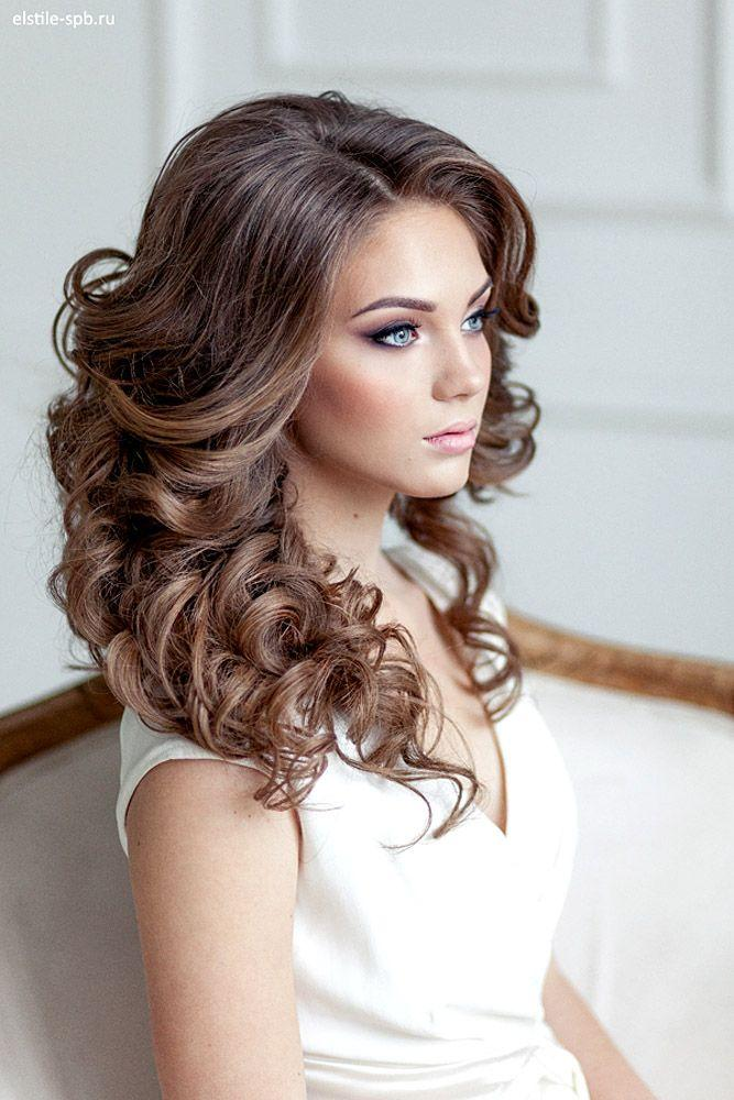 Hochzeit - 39 Best Wedding Hairstyles For Long Hair
