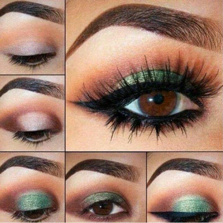Свадьба - Awesome Eye Makeup