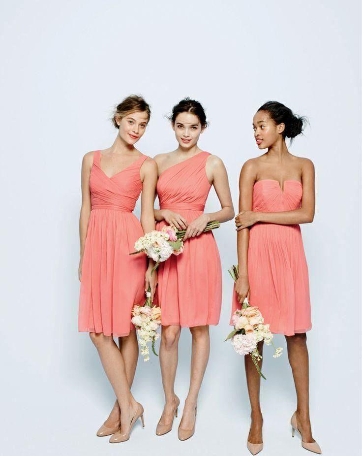 502e282d445 15 Most Popular Bridesmaid Dresses From J Crew  2690524 - Weddbook