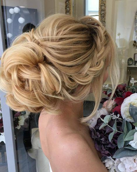 Свадьба - Elstile Wedding Hairstyle Inspiration