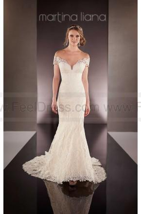 Свадьба - Martina Liana Wedding Dress Style 726