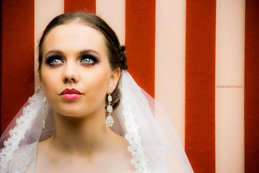 زفاف - Bridal veil, One Layer Wedding Veil,Lace veil, traditional veil,cathedral veil, Long Lace veil