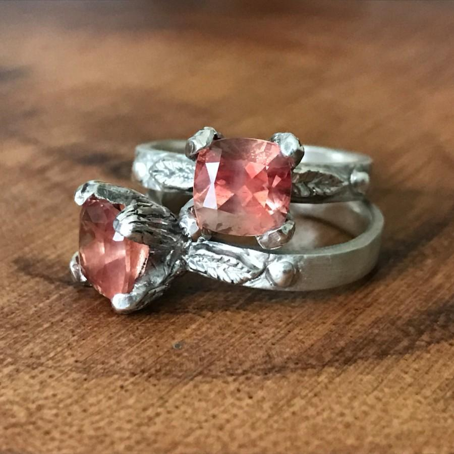 Mariage - Sunstone Ring - Ready to Ship