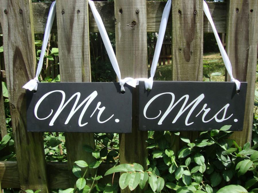 Свадьба - Mr. and Mrs.