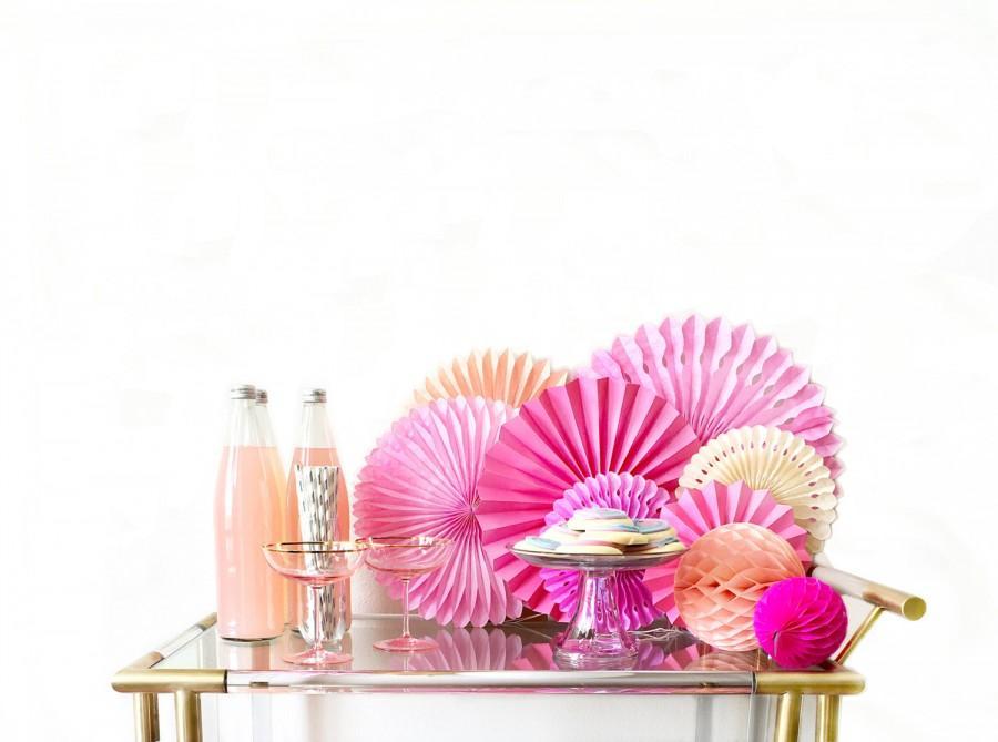Свадьба - Pink Party Decorations