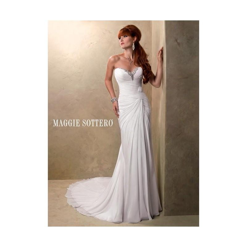Boda - Sottero and Midgley Maggie Bridal by Maggie Sottero Jacee-21903 - Fantastic Bridesmaid Dresses