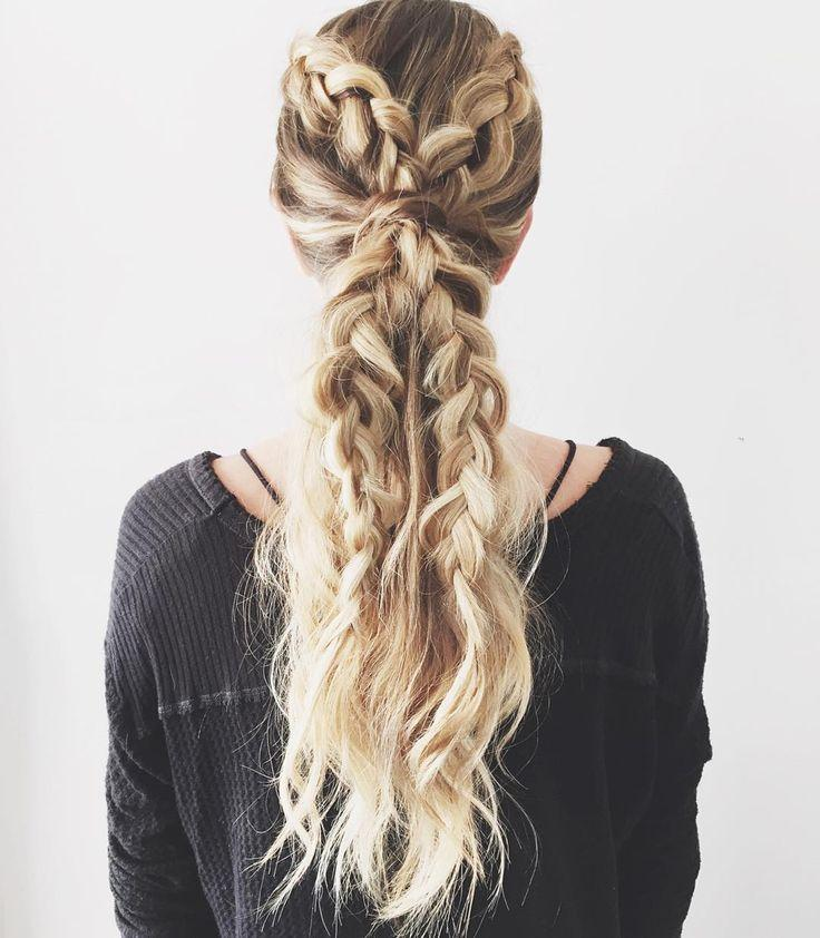 100 Of The Best Braided Hairstyles You Haven\'t Pinned Yet ...
