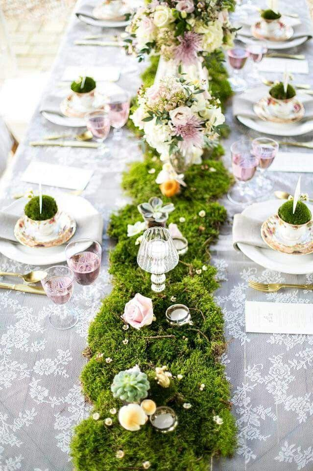 Hochzeit - Wedding Tables