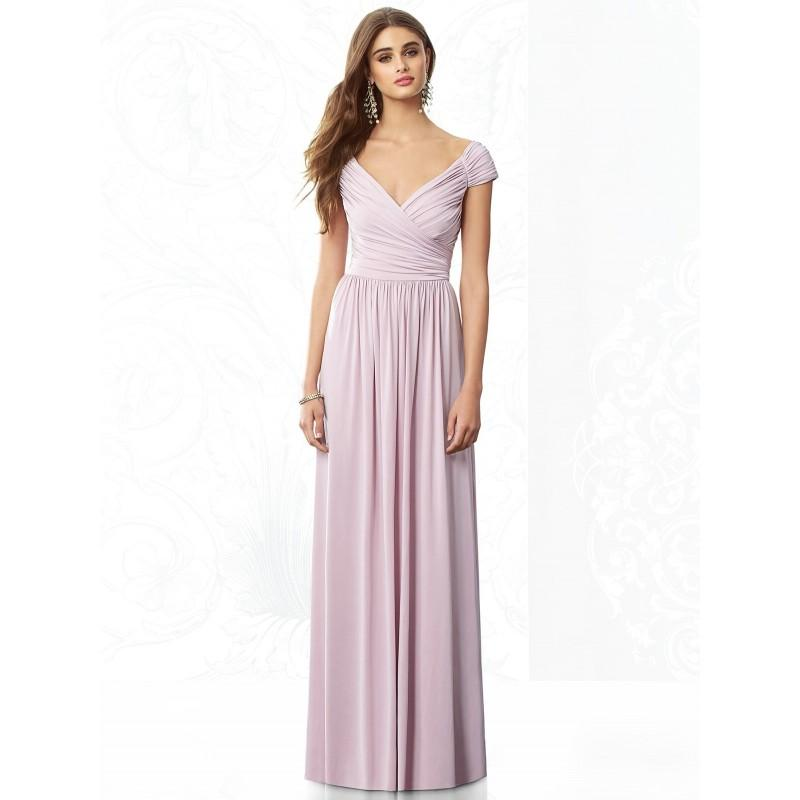 Hochzeit - After Six Bridesmaid Dresses - Style 6697 - Formal Day Dresses