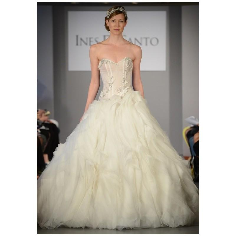 Wedding - Ines Di Santo Vienne - Charming Custom-made Dresses