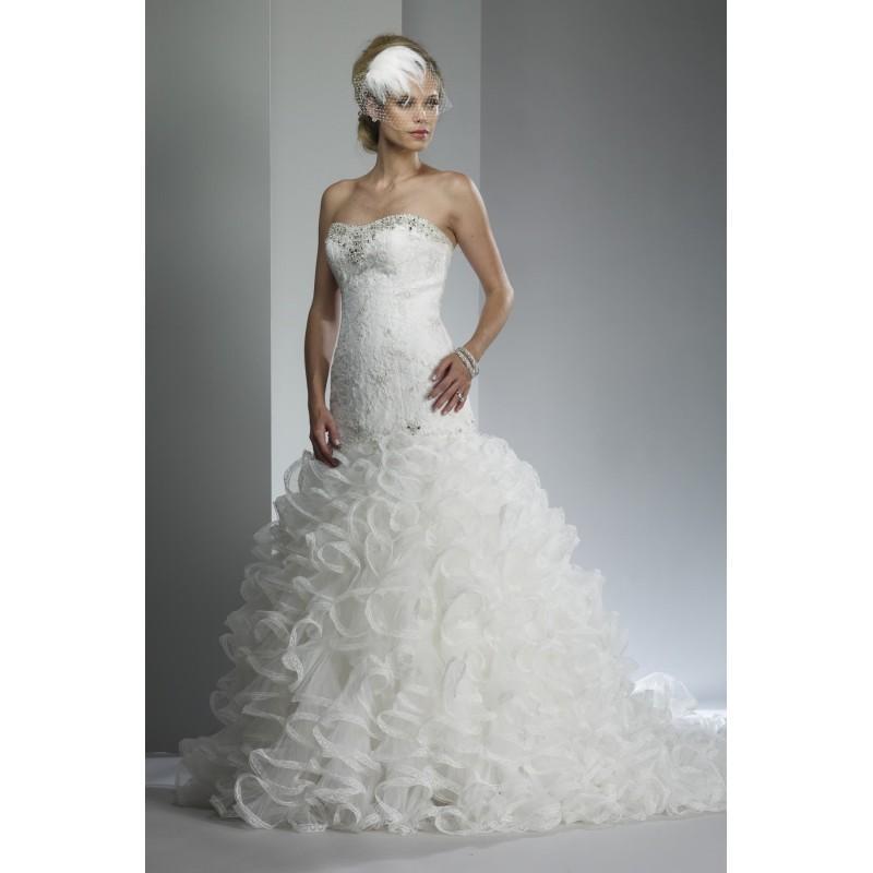 Mariage - Liz Fields 9211 Liz Fields Wedding Dresses - Rosy Bridesmaid Dresses