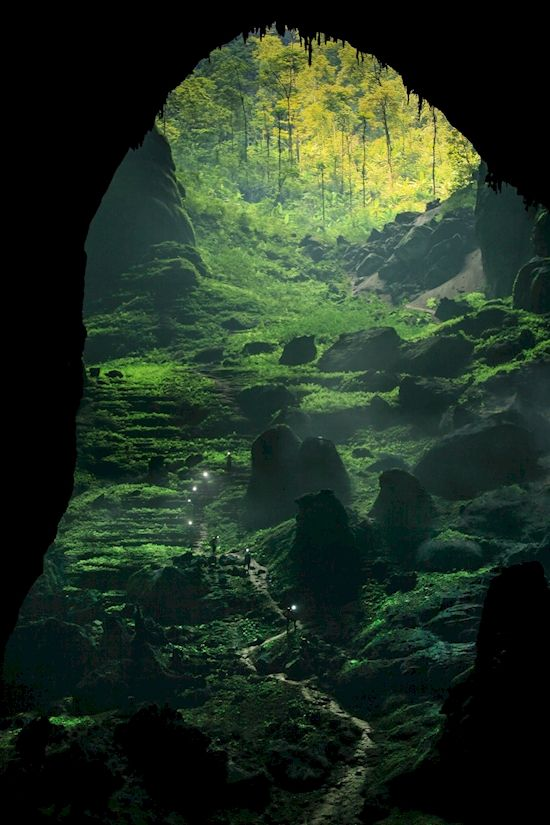 Mariage - Dive Into Mesmerizing Son Doong Cave