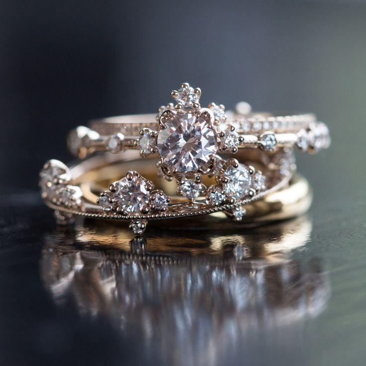 Wedding - Camellia Ring