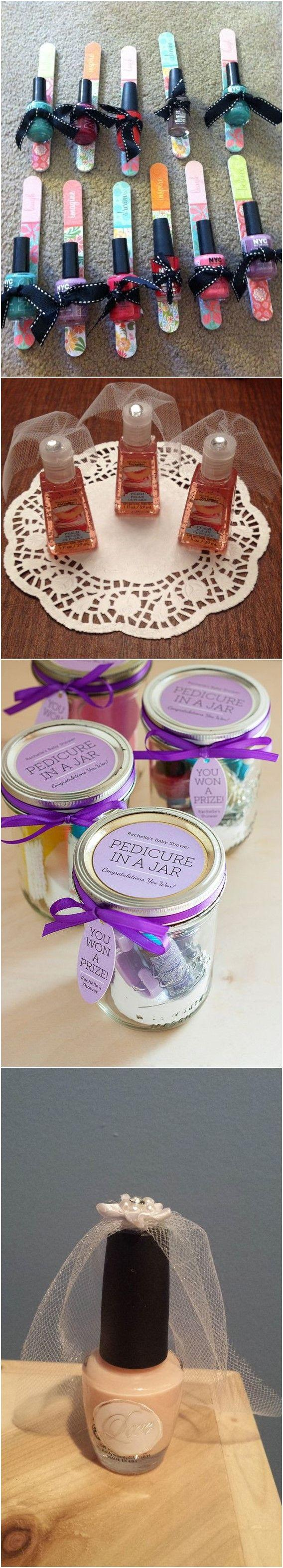 Свадьба - 20  Bridal Shower Favor Gifts Your Guests Will Like