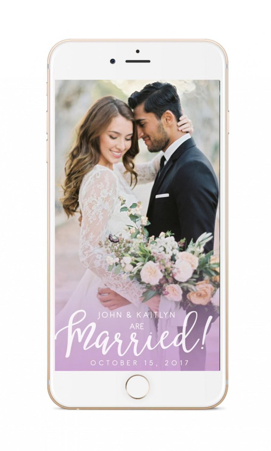 Свадьба - Snapchat Geofilter Wedding: Custom Geofilter, Snapchat Geofilter, Personalized Geofilter, Wedding Snapchat Filter, Custom Wedding, gift, 006