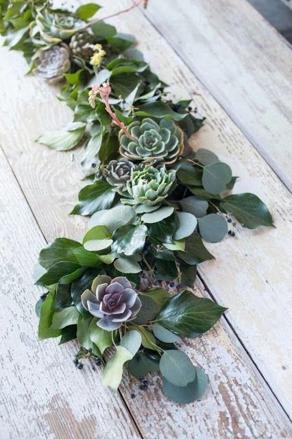 Mariage - Eucalyptus Wedding Decorations