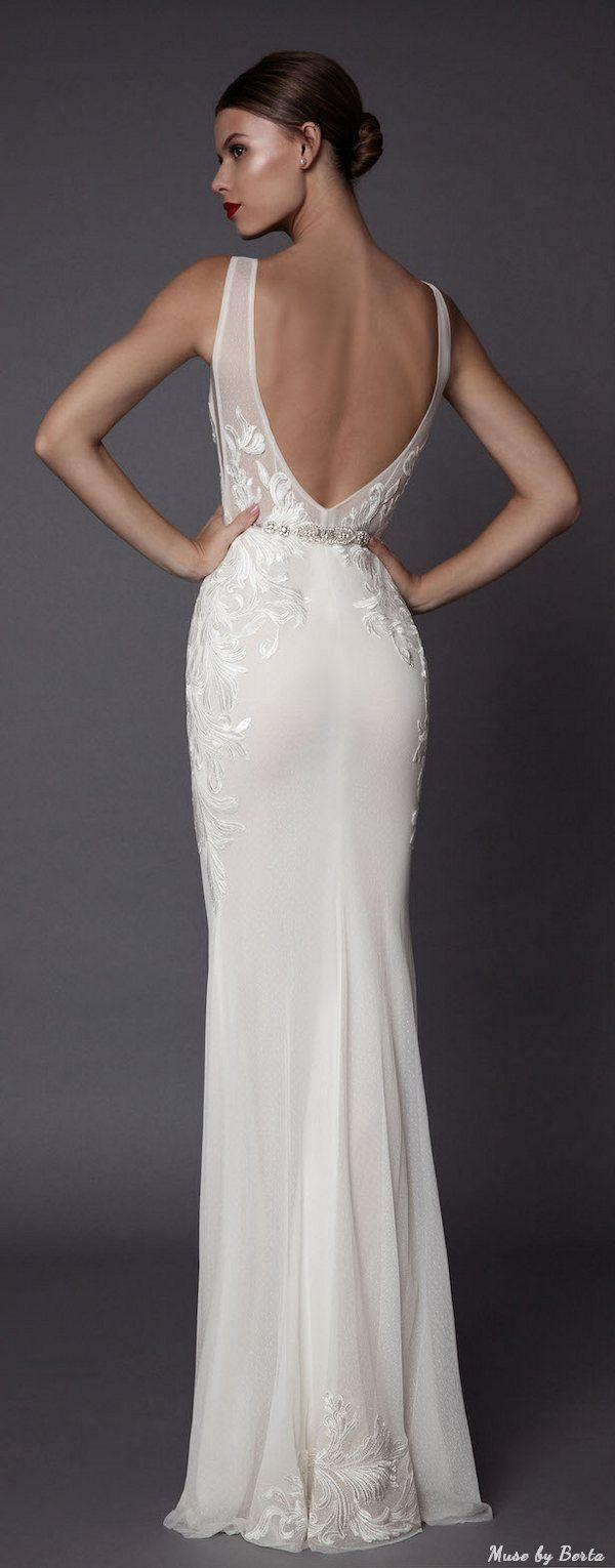 Boda - Muse By Berta Wedding Dress AMADIS 4