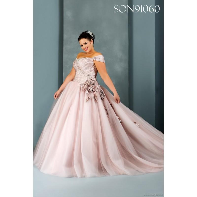 c3c52c45593 Veromia S91060 Veromia Wedding Dresses Sonsie - Rosy Bridesmaid Dresses