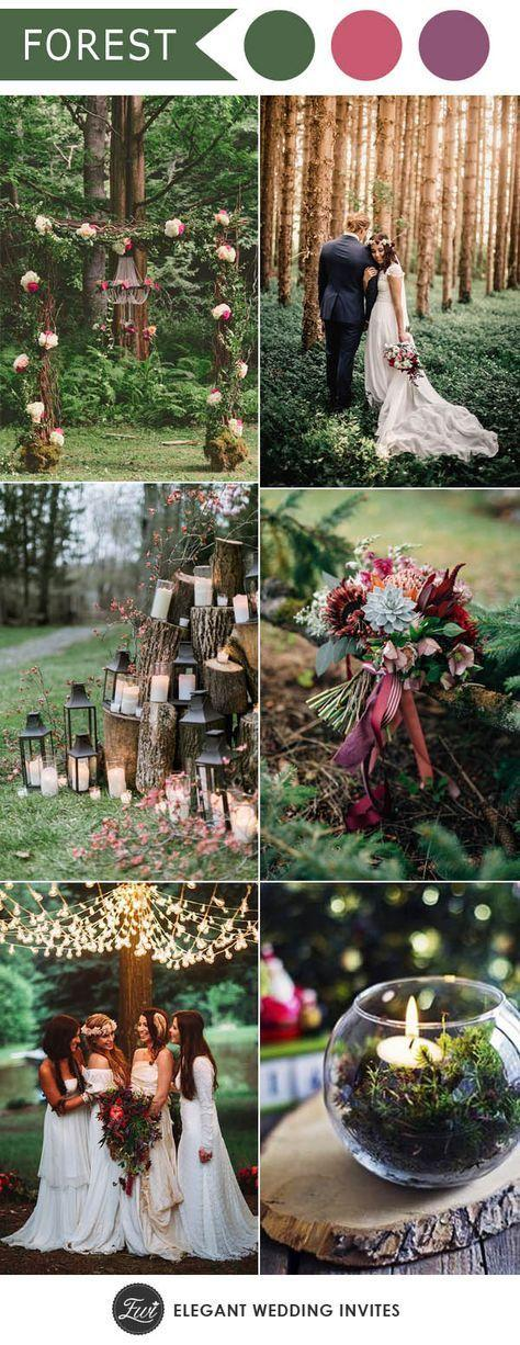Wedding - Ten Trending Wedding Theme Ideas For 2017