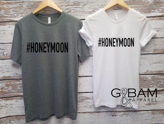 Wedding - Honeymoon Shirts! Mr. And Mrs. Shirts / Bride & Groom Shirts Unisex T-shirt / Groom Shirt/ Bride Shirt / Future MR And MRS