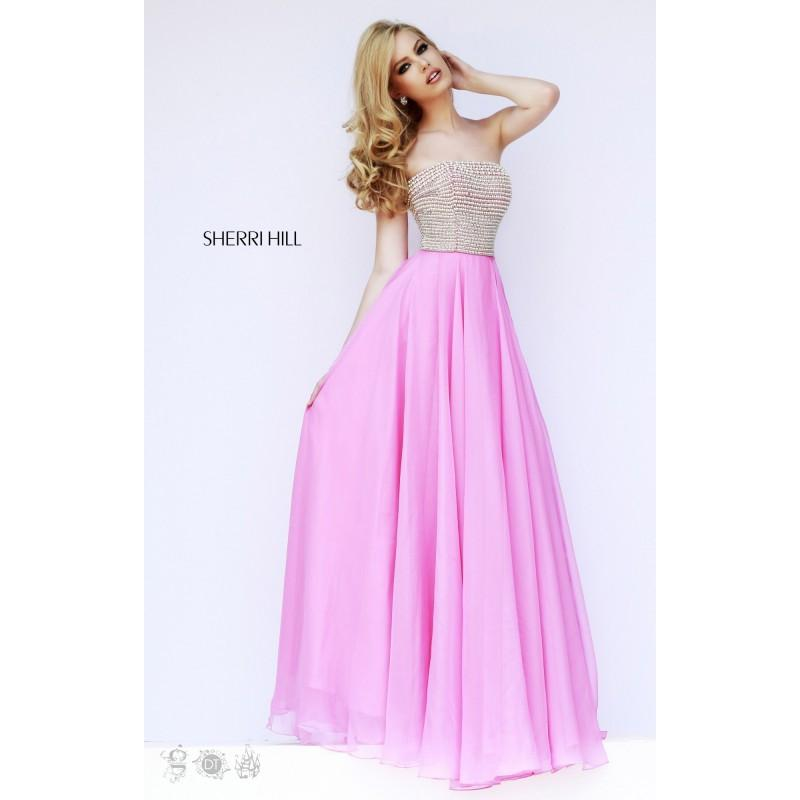 Wedding - Sherri Hill - 8551 - Elegant Evening Dresses
