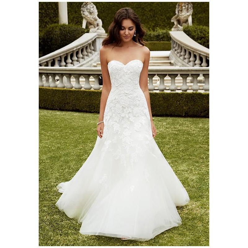 Blue By Enzoani Izmir Wedding Dress
