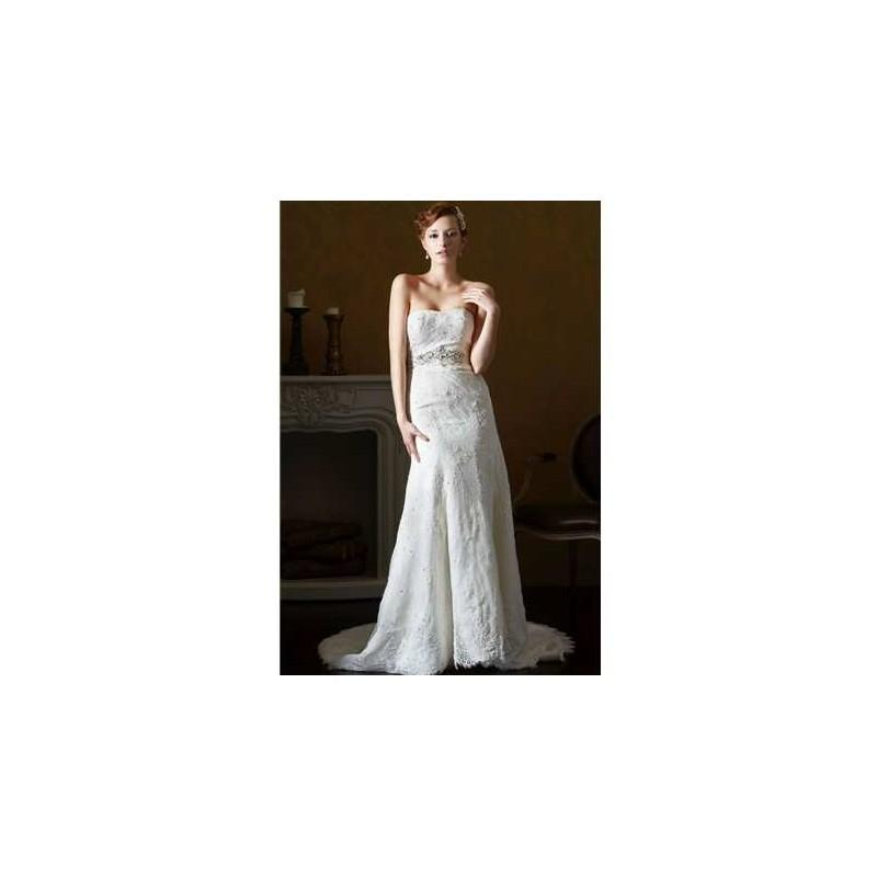 Wedding - Eden Bridals Wedding Dress Style No. BL101 - Brand Wedding Dresses