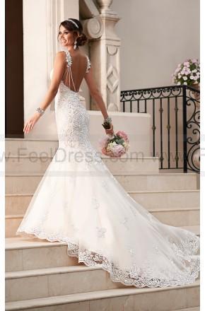 Hochzeit - Stella York Elegant Wedding Dresses Style 6064
