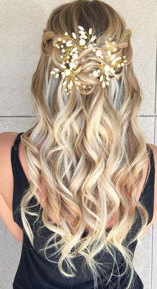 Hair , Homecoming Hairstyles 2694113 , Weddbook