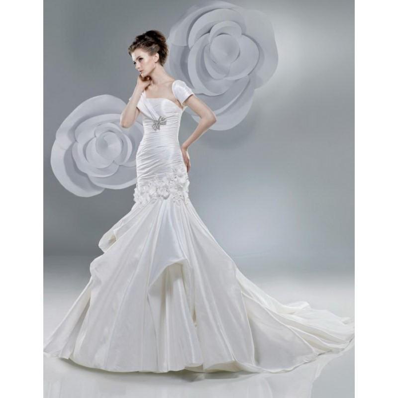 Anjolique Bridal 2201 Bridal Gown (2013) (AJ13_2201BG) - Crazy Sale ...