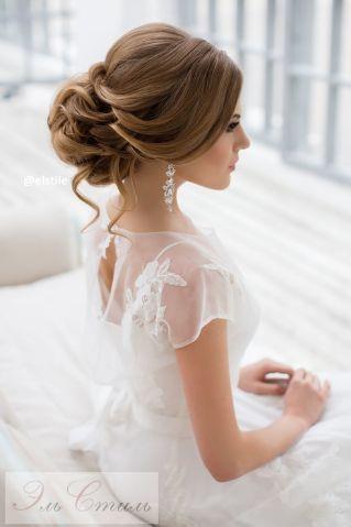 Mariage - Elstile Wedding Hairstyle Inspiration