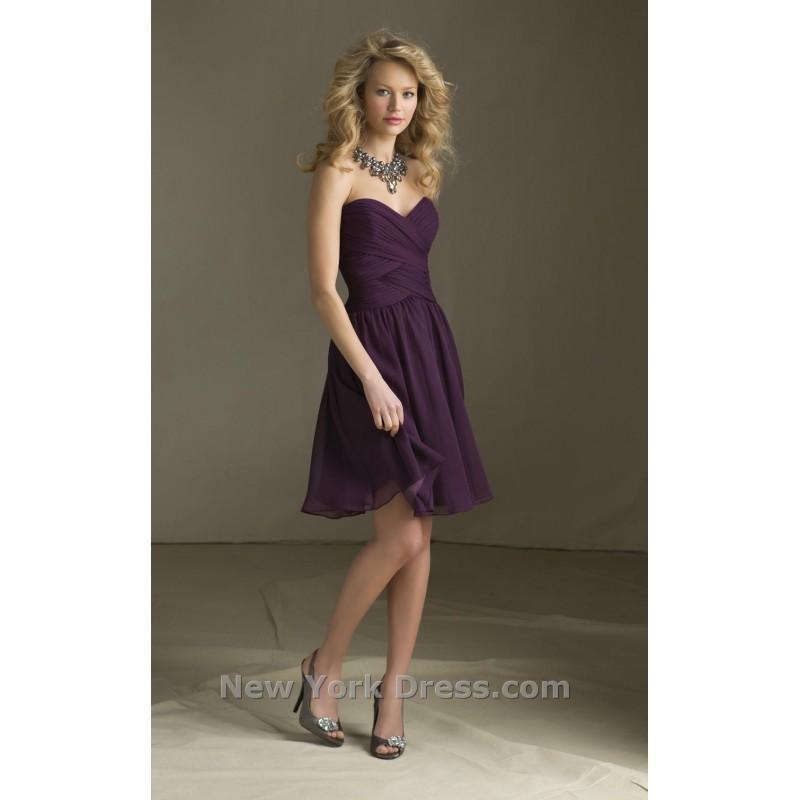Hochzeit - Angelina Faccenda 204110 - Charming Wedding Party Dresses