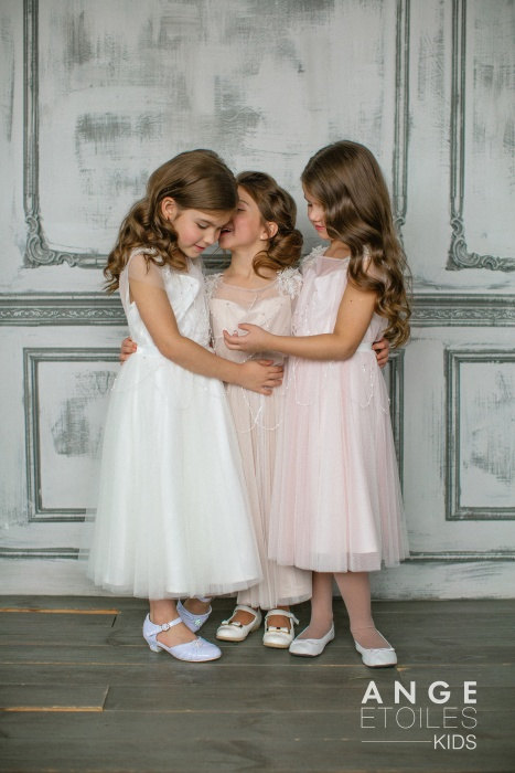 زفاف - IVANEL Christmas dress, lace flower girl, barn wedding, destination wedding, lace wedding