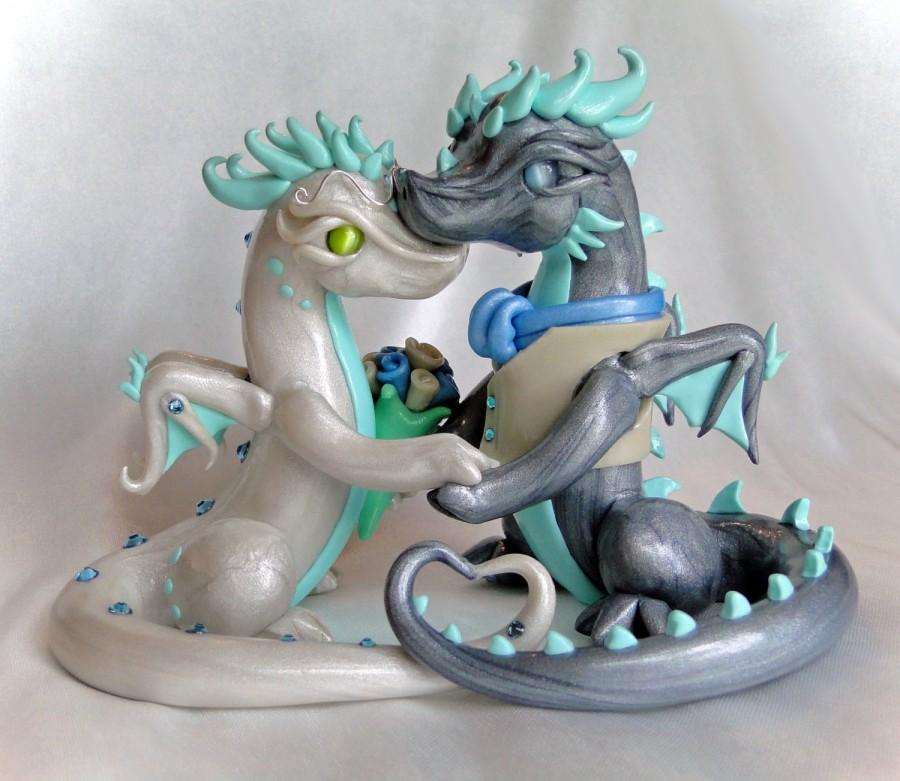Custom Bride And Groom Dragon Couple - Design Your Own ...