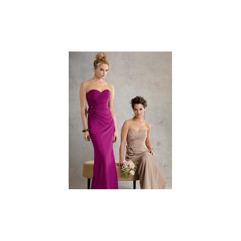 Mariage - Jordan Couture Bridesmaids 1506 - Branded Bridal Gowns