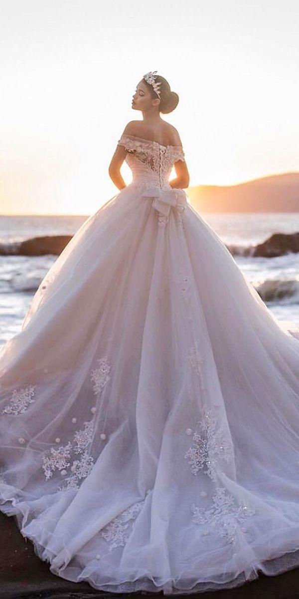 27 ball gown wedding dresses fit for a queen 2694892 for Fitted ball gown wedding dress