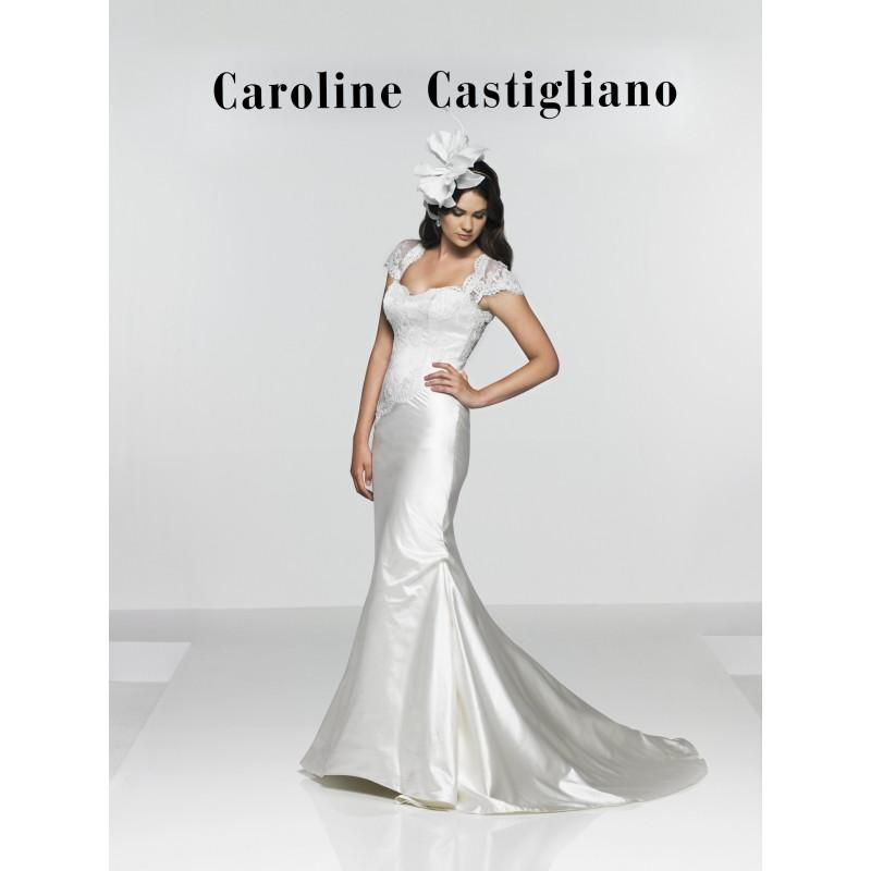 Wedding - Caroline Castigliano Intrigue - Stunning Cheap Wedding Dresses
