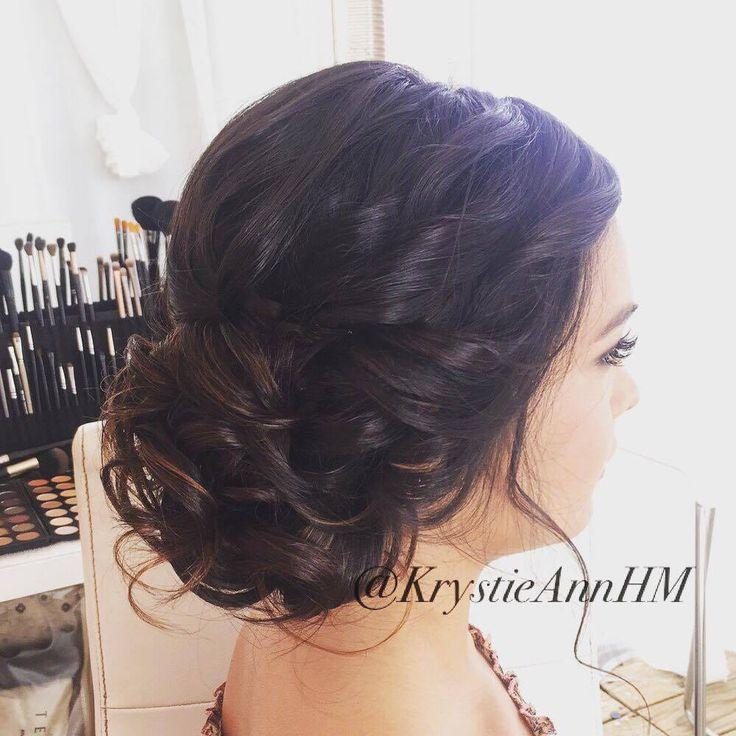 Mariage - Hair Styles {www.krystieann.com}