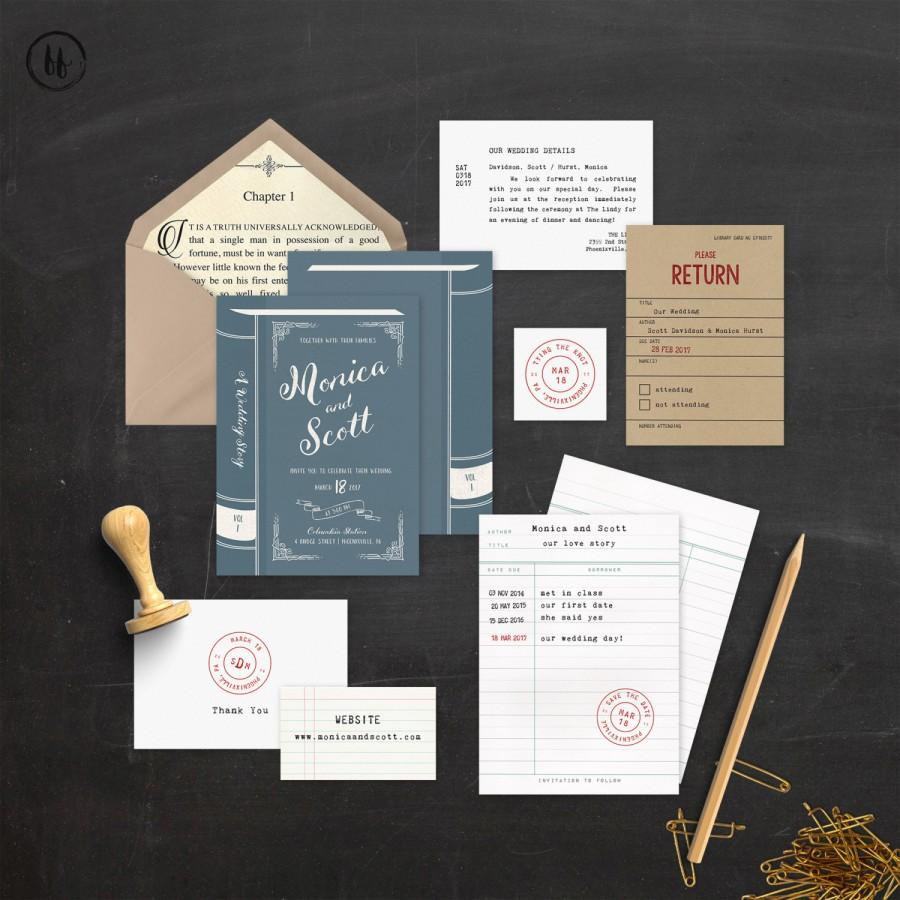 Build Your Own Printable Wedding Invitation Suite 2695282