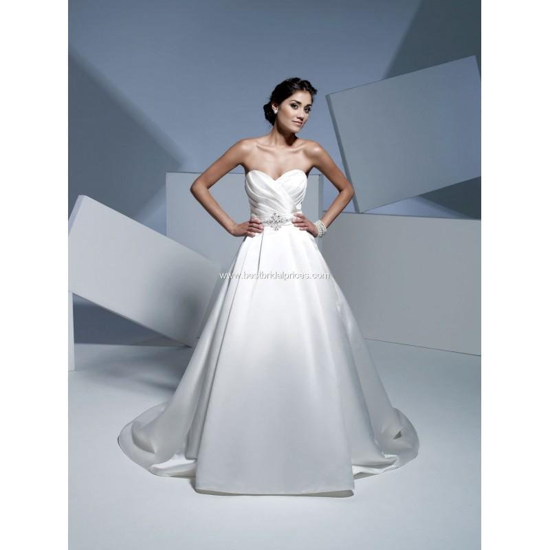 Ella Rosa Wedding Dresses - Style BE118 - Formal Day Dresses ...
