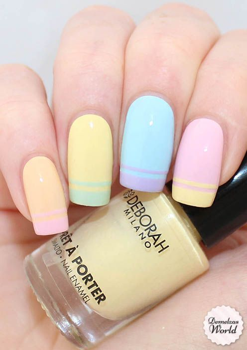 Boda - 10 Egg-cellent Easter Nail Art Ideas