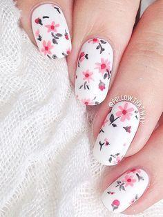 Wedding - 80 Summer Nail Art Designs & Ideas That You Will Love