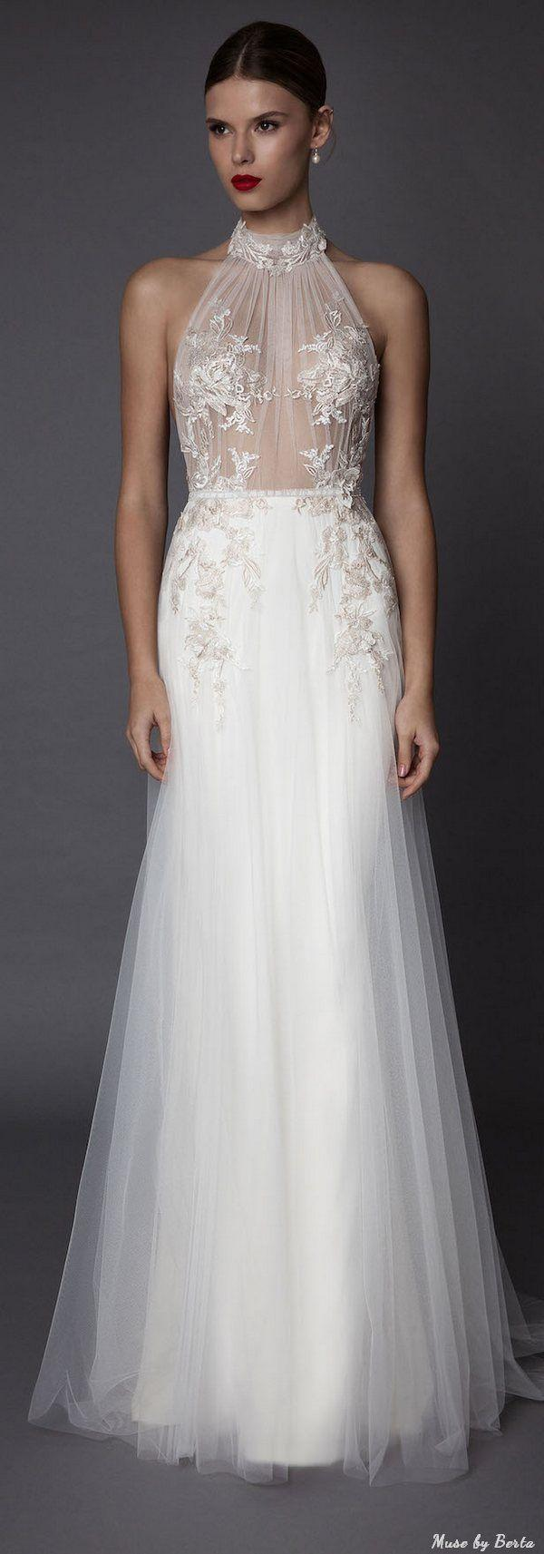 Wedding - Muse By Berta Wedding Dress ARMANDA 2