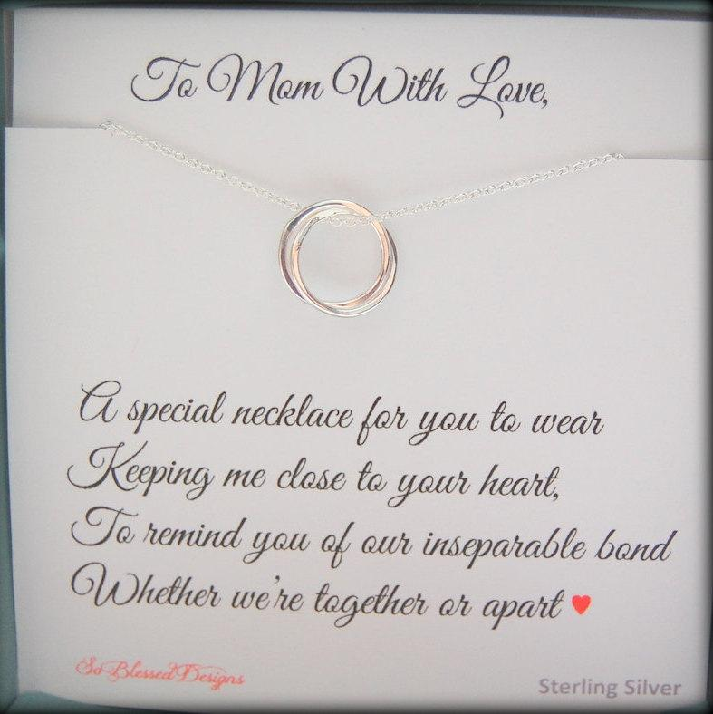 Bridal Gift From Mother: Mother Of The Groom Poem