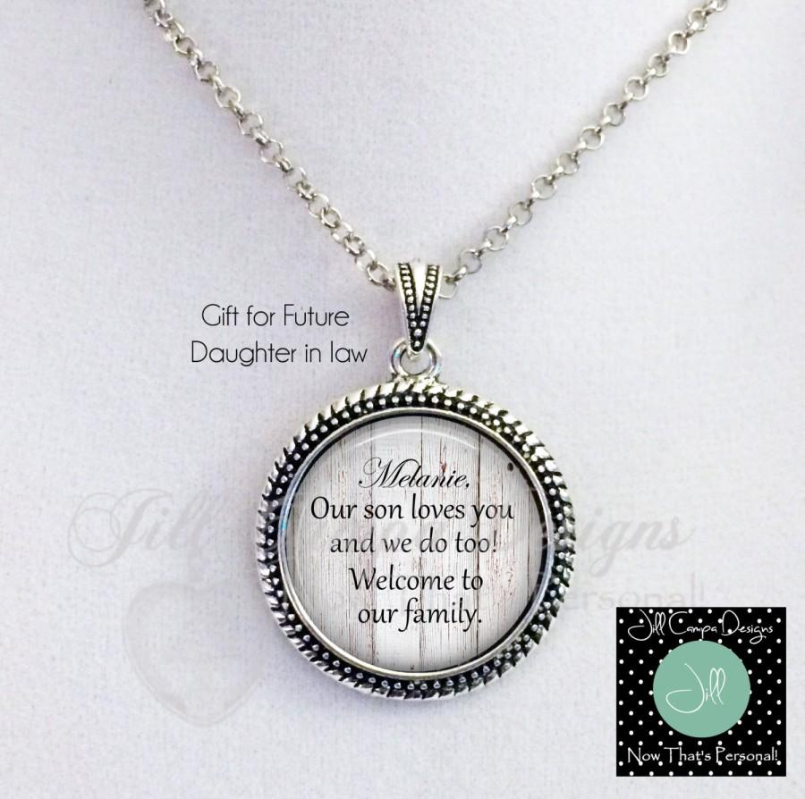 Daughter In Law Daughter In Law Gift Future Daughter In Law Gift