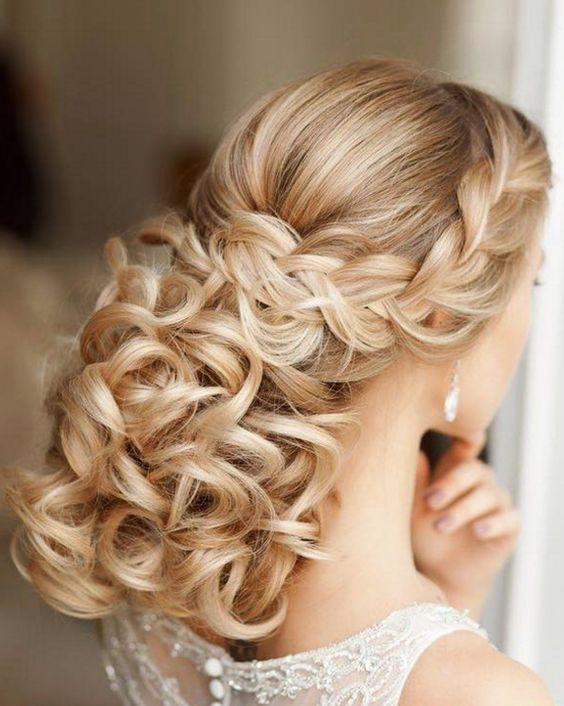 Mariage - Wedding Hairstyle Inspiration