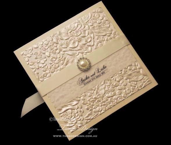 زفاف - FLORAL Wedding Invitations set. Pearl INVITATION. Vintage wedding. Pocketfold invite. Luxury wedding stationery SAMPLE flower pocket folder
